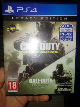 Call of duty infinity warfare in legacy edition