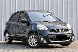 Nissan March 2016 HITAM Mobil88 Bekasi