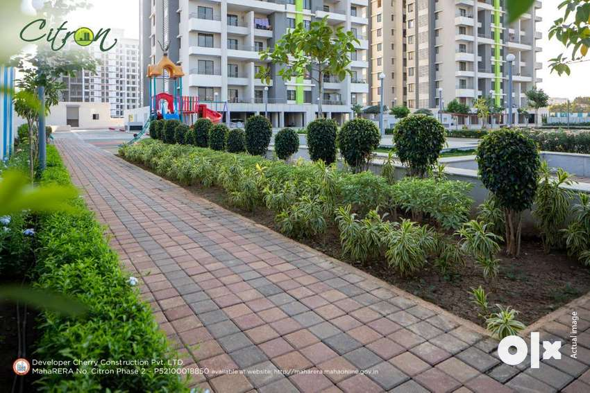2 BHK Apartment for Sale in Wagholi at Rs 42 lacs Onwards 0