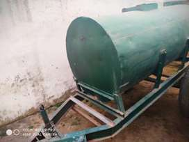Water tanker for sale .capacity 5000 ltrs. 48000