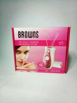 Electric Thread Hair Removal Machine Model No-358