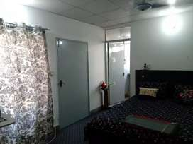 One room portion for single female at I-8/4