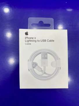 Iphone x original cable