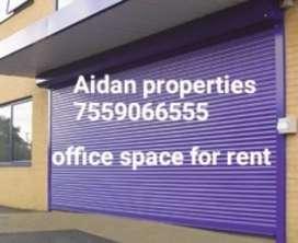 1000 sqft commercial space for rent near madannada jn kollam