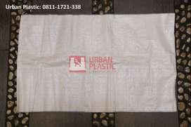 Jual Karung Plastik 50kg / Karung Plastik 56 x 90 merk Urban Plastic