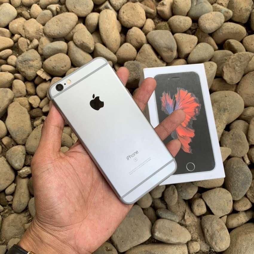 iphone 6s 64gb gray 0