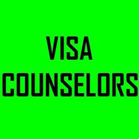 required visa conselors