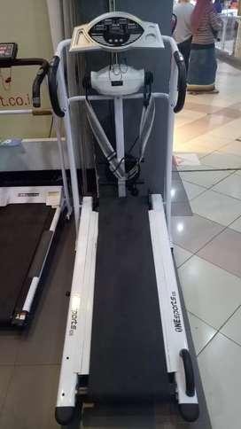 Kredit Alat Treadmill Manual/listrik
