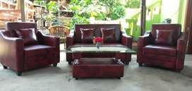Sofa minimalis 2-1-1