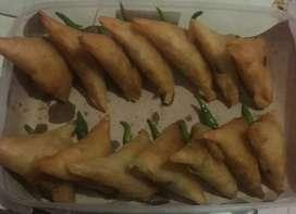 Sambosa sayur isi 10