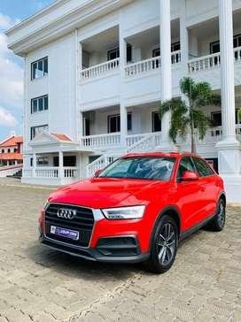 Audi Q3, 2018, Diesel