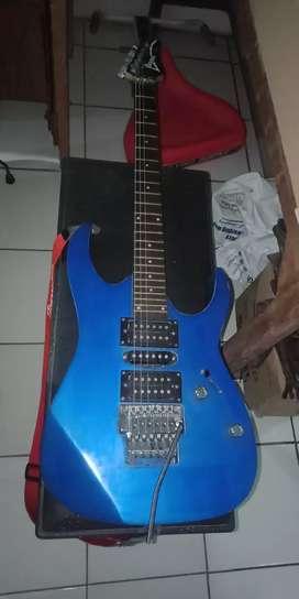 Gitar eletrik Ibanez jual (BU)