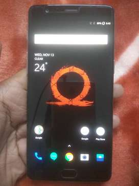 ONEPLUS 3T EXCELLENT CONDITION FOR SALE