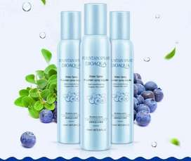 Bioaqua fountain spray penyegar wajah / face spray pelembab muka cerah