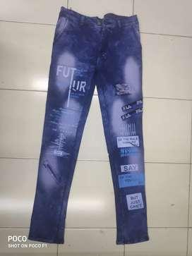 Mix Men's Jeans Wholesale Surplus Lots