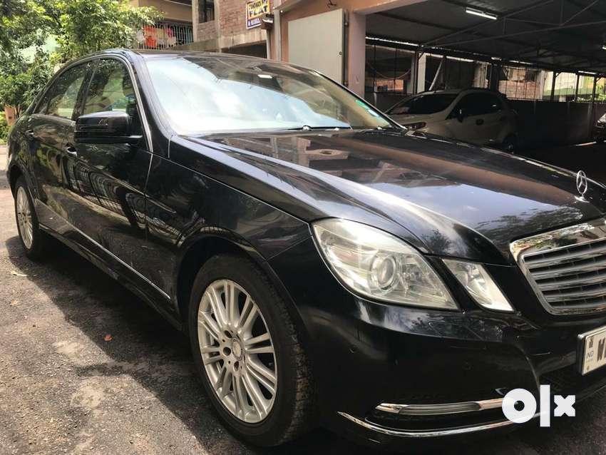 Mercedes-Benz E-Class 220 CDI Sport, 2012, Diesel 0