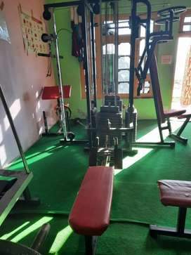 Excercise and body maker machine