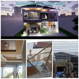 Tukang bangunan rumah banjarmasin, tukang rumah, tukang kanopi, renov