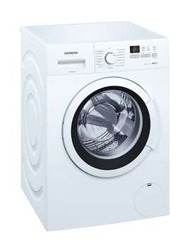 New, Fully Automatic, SIEMENS, Front Loading Washing Machine, 7 kg.