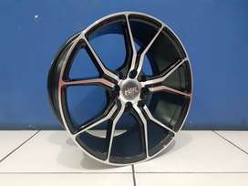 VELG HSR R16 FOR BRIO , JAZZ RS , MOBILIO , COROLLA , CITY , AYLA