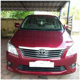 Toyota Innova for sale at Kollam for 11.90 lacs
