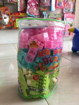 Mainan block susun