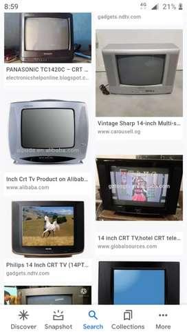 "14""colour TV super good condition"