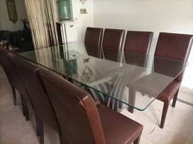 8 SEATER ELEGANT DINING TABLE