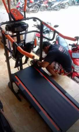 Treadmill manual bestfam 50 grandford sidoarjo