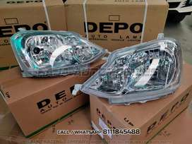Premium Quality Taiwan Head Lamps for Imorted Cars