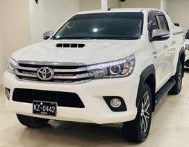 Toyota Revo V 2017 in immaculate condition