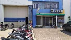 DIJUAL Bangunan Ex-Manufacure / Gudang