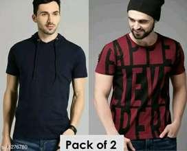 :*Pretty Modern Men Tshirts* Fabric: Cotton Sleeve