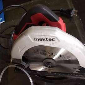 Mesin circullar jigsaw gergaji mesin mt583 mactek
