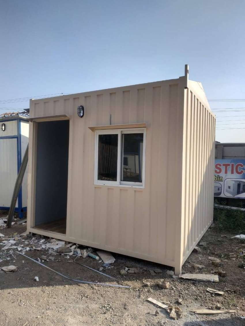 portable kitchen/living container/prefab homes 0