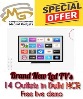 SMART_ANDROID_4K 42 inch smart LED TV with 1 year warranty and DOLBY