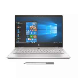 Credit Laptop HP Pavilion 14 X360 Free 1x cicilan