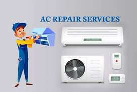 Split air conditioner servicing 499/-
