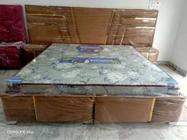 Double bed at wholesale price