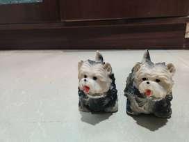 Dog figurines - 2