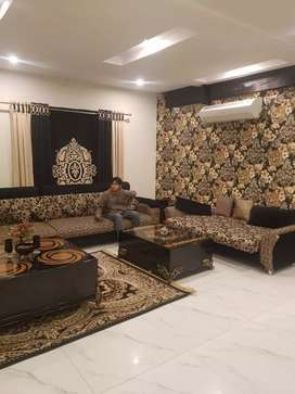 luxury Two bedrooms furnish apartment available for Rent in bahria