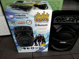 Speaker Bluetooth MP3 GMC 897C