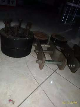 Adaptor Lift Kit Peninggi Mobil Spacer Shock Sok Braker Anting Navara