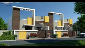 Low budget house in raipur