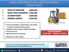 Urgent Requirements