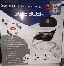 Babyelle Gobbler Seat Booster Kursi Makan Bayi BE906