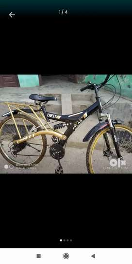 NAME - ATLAS CREST 9 Gear Cycel in new condition