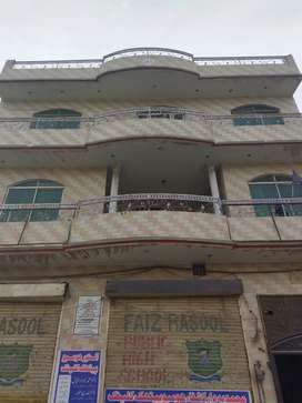 5 marala ghar second and third floor is empty for rent