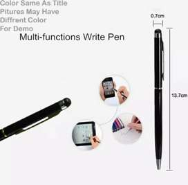 Stylus Available for Tablets,iPads And All Mobiles (Stylus plus Pen)