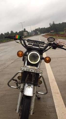 Yamaha rx135 fully loaded exchange avalible with duke 200, ns200,rs200